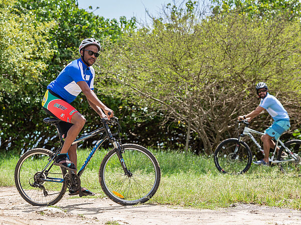 Cycling auf Martinique