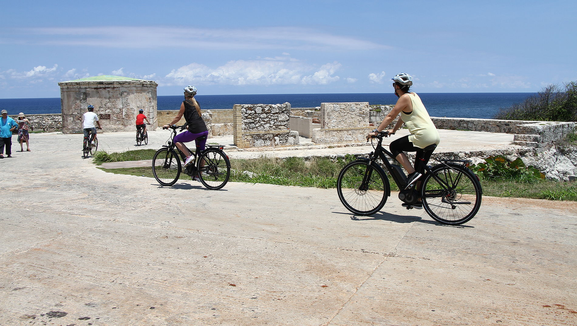 E-Bike Tour Havanna