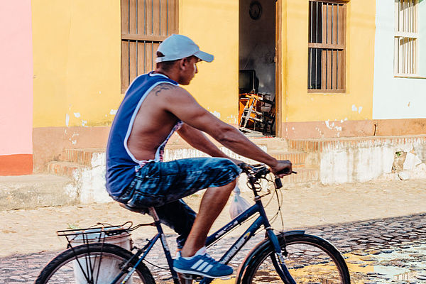 Cuba Occidente cycling - 6 Tage / 5 Nächte